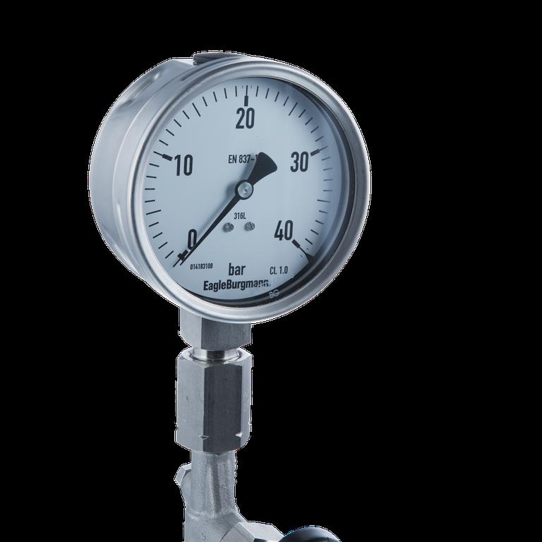 SP23 Pressure gauge
